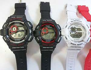 sport watch G 9300 model G shock resistant