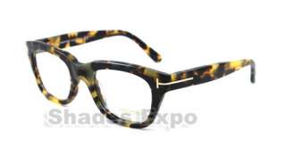 NEW Tom Ford Eyeglasses TF 5178 TORTOISE 055 TF5178 AUTH
