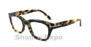 NEW Tom Ford Eyeglasses TF 5178 TORTOISE 055 TF5178 AUTH