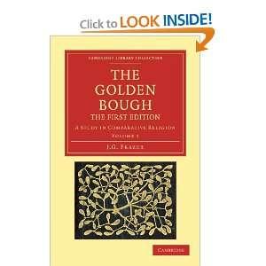 Classics) (Volume 1) (9781108047524): Sir James George Frazer: Books