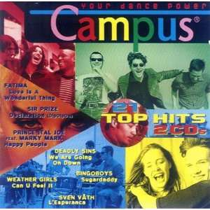 FgtH, Deadly Sins, Sven Väth..: Campus Your Dance Power (1994): Music