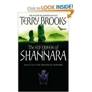 The Elf Queen of Shannara (9781841495538) Terry Brooks Books