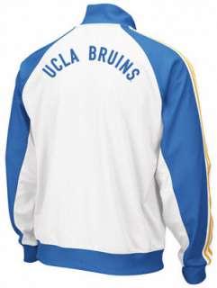 UCLA Bruins adidas Originals White/Blue Track Jacket