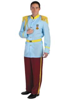 Disney Costumes Cinderella Costumes Adult Prince Charming Costume