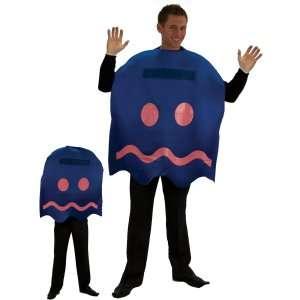 Pac Man Power Pellet Ghost Adult Costume, 70674
