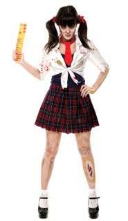 School Girl Zombie Costume   Sexy Costumes