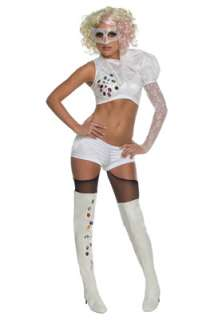 Lady Gaga VMA Performance Adult Costume for Halloween   Pure Costumes
