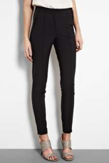 Paul Smith Black  Black Super Stretch Straight Leg Trousers by Paul