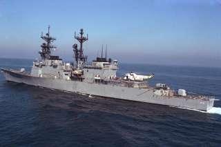USS MERRILL DD 976 WESTPAC CRUISE BOOK YEAR LOG 1980
