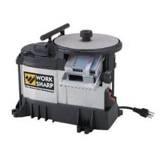 Makita 9820 2 1.1 amp Horizontal Wheel Wet Blade Sharpener