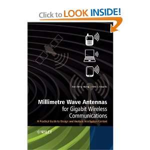Millimetre Wave Antennas for Gigabit Wireless