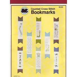 Counted Cross Stitch Bookmarks Ann Evans Books