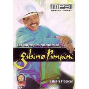 Las 100 Mejores Canciones de Gabino Pampini Salsa y