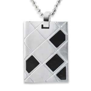with Geometric Design on a 20 Inch Chain West Coast Jewelry Jewelry