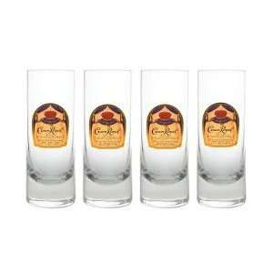 Officially Licensed Crown Royal Royalty Tall Shot Glass