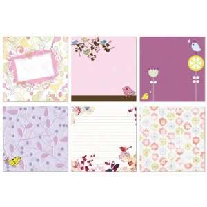 Forever In Time Scrapbook Paper Themed Pack Chickadee, 12
