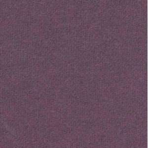 58 Wide Merino Wool Eggplant Fabric By The Yard: Arts