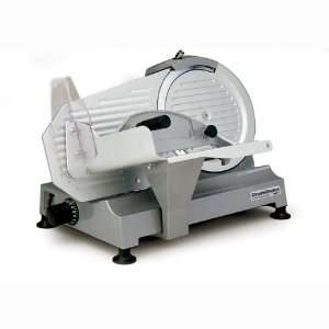 Choice 9.8 in. Professional Electric Food Slicer.