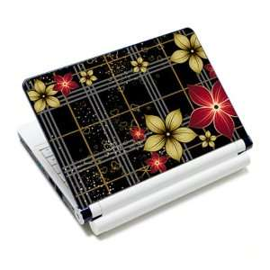 Flower Heart Laptop Notebook Protective Skin Cover Sticker
