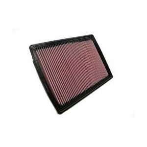 K&N   Vw Sharan;Ford Galaxy;Seat  Replacement Air Filter