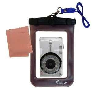 Gomadic Clean n Dry Waterproof Camera Case for the Fujifilm