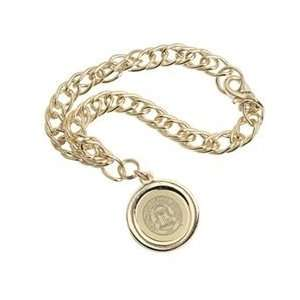 Georgia   Charm Bracelet   Gold