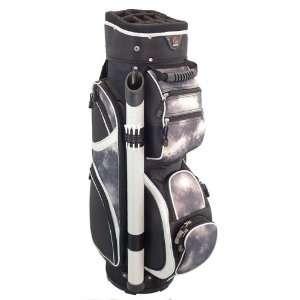 Hunter Eclipse Ladies Golf Cart Bag   Black/Rain