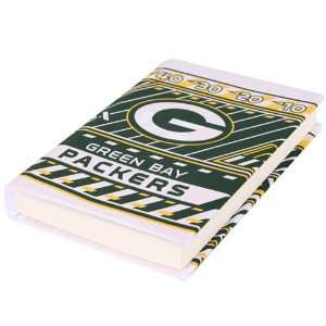 Green Bay Packers Stretchable Book Cover  Sports