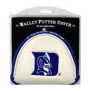Duke Blue Devils Mallet Putter Cover Headcover  Sports