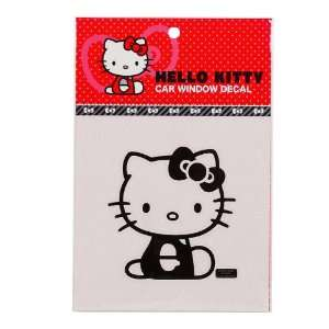 Hello Kitty Car Window Decal Toys & Games