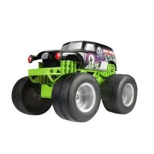Hot Wheels RC My 1ST Monster Jam Grave Digger Truck : Toys & Games