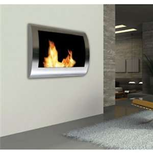 Anywhere Fireplace Indoor Wall Mount Fireplace   Chelsea