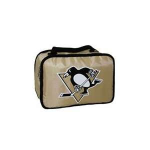 Pittsburgh Penguins NHL Hockey Insulated Lunch Bag Tote