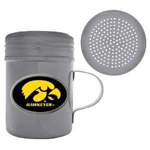 Iowa Hawkeyes NCAA Team Logo Seasoning Shaker:  Sports