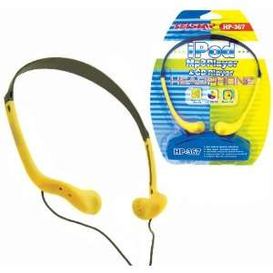 Hp 367 Ipod//cd Sport Headphones High Quality Sound/ Compatible