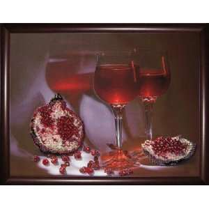 Picture of Beads Kit Pomegranate Juice High Quality