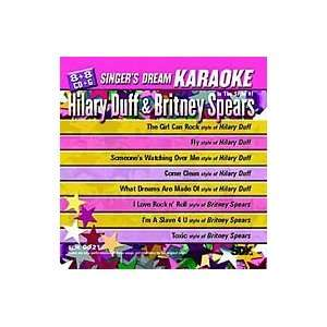 Hits Of Hilary Duff (Karaoke CDG) Musical Instruments
