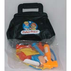 1987 Fisher Price Medical Kit #2010   NEW Contents sealed