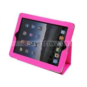 Leather Case Cover with Built in Stand for Apple iPad 1 1st Generation