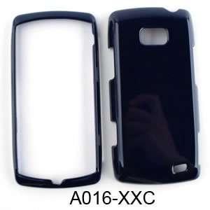 LG Ally vs740 verizon Honey Navy Blue Hard Case/Cover