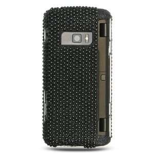 Phone Black Full Diamond Crystals Bling Protective Case Cover Cell