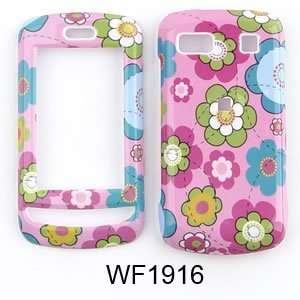 LG Xenon GR500 Cute Daisy Flowers on Pink Hard Case/Cover