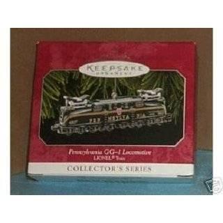 Streamliner Locomotive Lionel Train