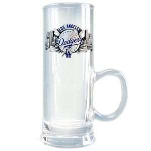 Los Angeles Dodgers Baseball MLB Mug/Can Cooler with sculpted 3D Team