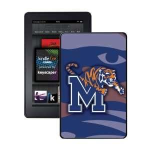 Memphis Tigers Kindle Fire Case Electronics