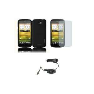 HTC One S (T Mobile) Premium Combo Pack   Black Silicone