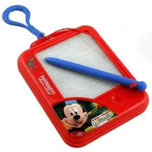 Mickey Mouse Clubhouse Magic Draw Zipper Pull Toys