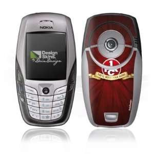 Design Skins for Nokia 6600   1. FCK   You will never walk