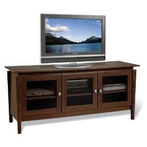 Espresso Vinci Flat Panel Plasma / LCD TV Console   Prepac