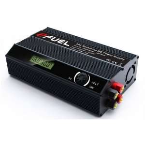 iMAX eFuel 30 Amp Switching Power Supply: Toys & Games